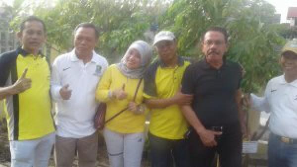 Disperkimtan Ikut Gerakan Penanaman 1000 Pohon Sukun Di Kota Bekasi ...
