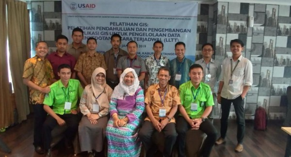 Tim UPTD PALD Disperkimtan Mengikuti Kegiatan Pelatihan Pendahuluan & Pengembangan Aplikasi Sistem