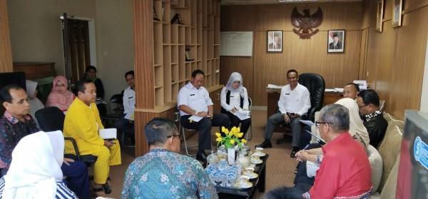 Kunjungan Kerja DPRD Kota Banjar Baru