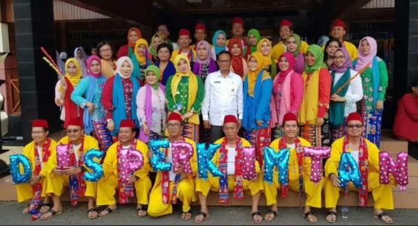 Tim Padus Disperkimtan Kota Bekasi