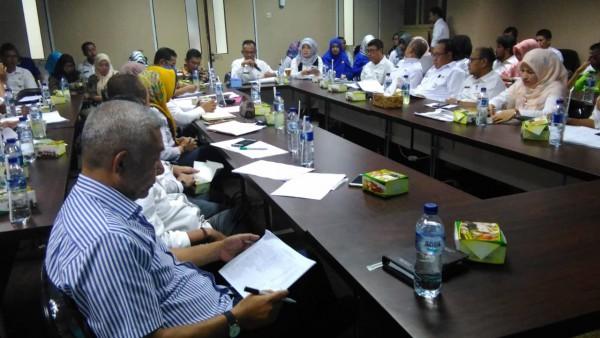 Expose Kadis Perkimtan Kota BekasiTentang Program Kerja Disperkimtan Tahun 2020 Yang Beririsan Langs