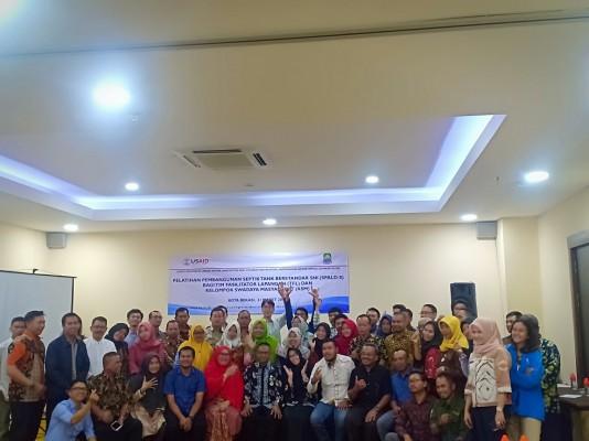 Sosialisasi Penguatan Tenaga TFL Dan KSM Di Kota Bekasi Dalam Program Sanimas