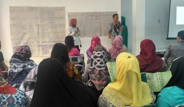 Rembug Warga Penyusunan Rencana Kerja Masyarakat  Dua Kelurahan Di Bekasi Timur. ...