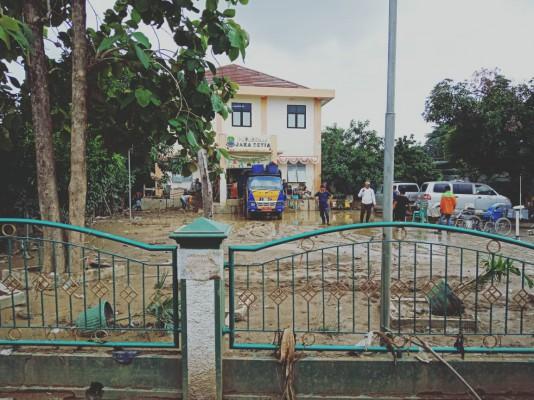 Kerusakan Sekolah Dan Fasilitas Umum Pasca Banjir