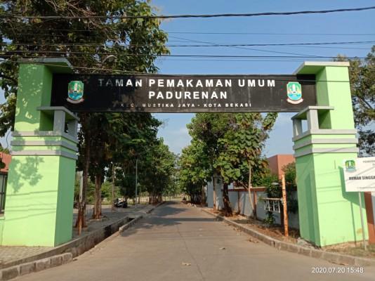 Pemkot Bekasi Siapkan Lahan Pemakaman Covid-19 Di Tpu Padurenan ...