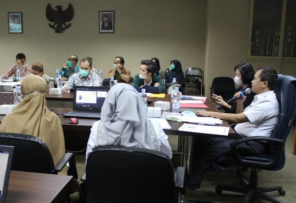 Disperkimtan Kota Bekasi Terima Kunker Dprd Kab. Bangka Tengah