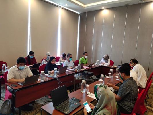 Finalisasi Roadmap Sanitasi Kota Bekasi ...
