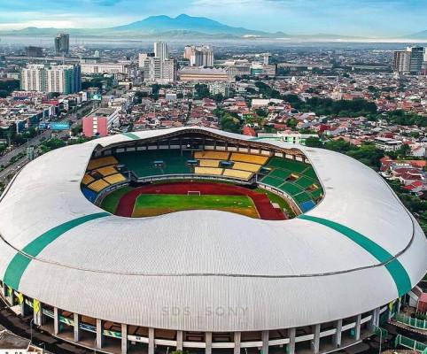Stadion Patriot Chandrabaga Simbol Prestasi, Semangat, Kebersamaan Dan Kemanusiaan ...